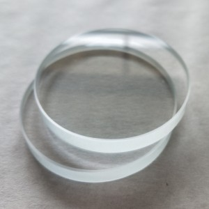 Ultra Clear Glass for LED light