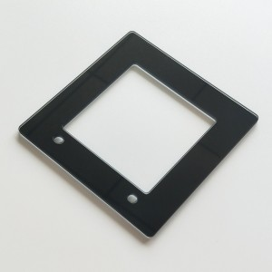 OEM Switch Tempered Glass, Light Switch Touch Panel Glass,Electrical Wall Switches