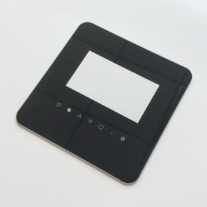 Discount Price China Factory Price 1mm Ultra Thin Anti-Fingerprint Keyboard Glass Panel