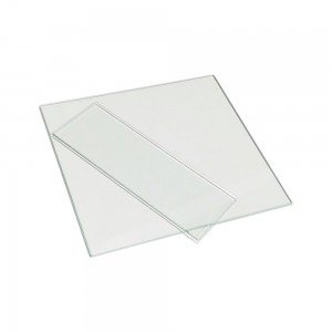 Wholesale Top Quality Ultra Clear 5ohm to 20ohm 200x200x1.1mm ITO Double-Side Coated Glass for Lab