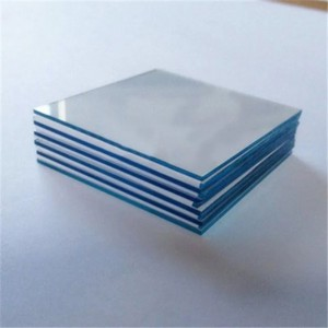Factory Direct Supply 6-20ohm Fluorine-doped Tin Oxide Double Sided Coated Glass for Touch Screen Displays
