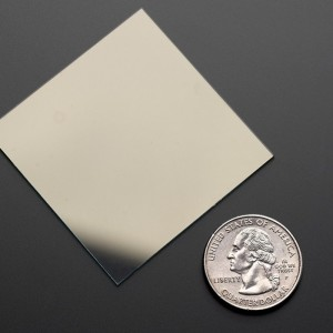 Hot Sale Over 85% High Transmittance 100x100x1.1mm 15ohm ITO Conductive Glass