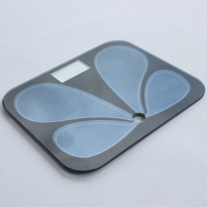 Hot Sale 4mm ITO conductive Top Glass Plate for Body Fat Scale