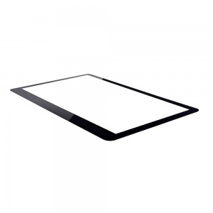 Custom 0.8/1.0/1.1mm Tempered Glass with Silkscreen Printed Glass Gorilla Glass for Touch Panel