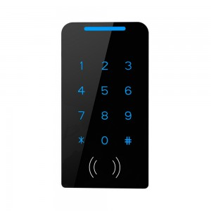 2020 Hot Customzied 2mm Cover Glass for Door Touch Pad