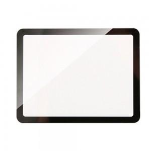 Custom Cut Top Quality 21inch Corning Gorilla Silk Screen Printing Tempered LCD Display Cover Glass