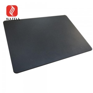Super Soft Touch Feel Ultra Thin 0.5mm AG+AF Toughened Mouse Board for Notebook Trackpad