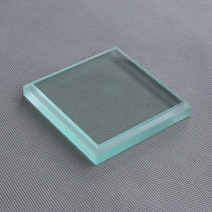 Stepped Tempered Glass