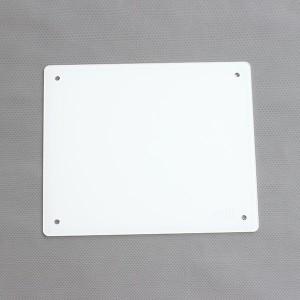 Heater Control Glass Panel