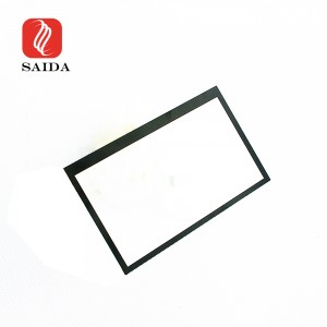Factory Top Seller 21inch Float Glass Tempered Glass with Screen Print for LCD Display