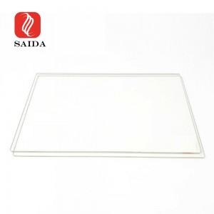 Heat-Resistant Transparent Borosilicate 3.3 Glass for 3D Printer Heating Bed