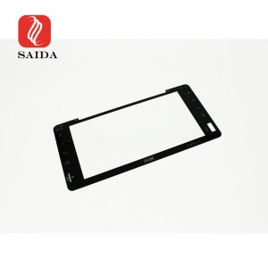 9inch 1.1mm AG+AF+AR Coated Glass Car Navigation Display Front Screen Protector Glass Panel