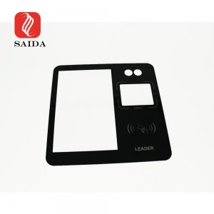 Factory Supply Ultra Clear 3mm Protective Cover Glass for Wireless Card Reader