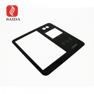 Customized Anti-Scratch 2mm Toughened Glass for Home RFID Reader