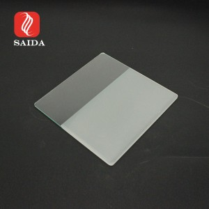 Good Quality Extra Clear 3mm Acid Etched Frosted Tempered Glass for Lighting Lamp