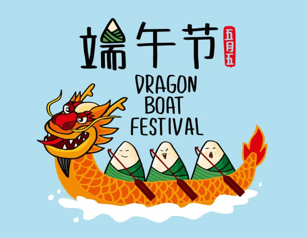 Holiday Notice – the Dragon Boat Festival