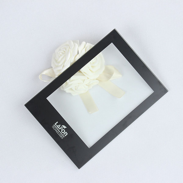 OEM Flat Glass 12inch Etched AG Cover Glass for OLED Display Featured Image