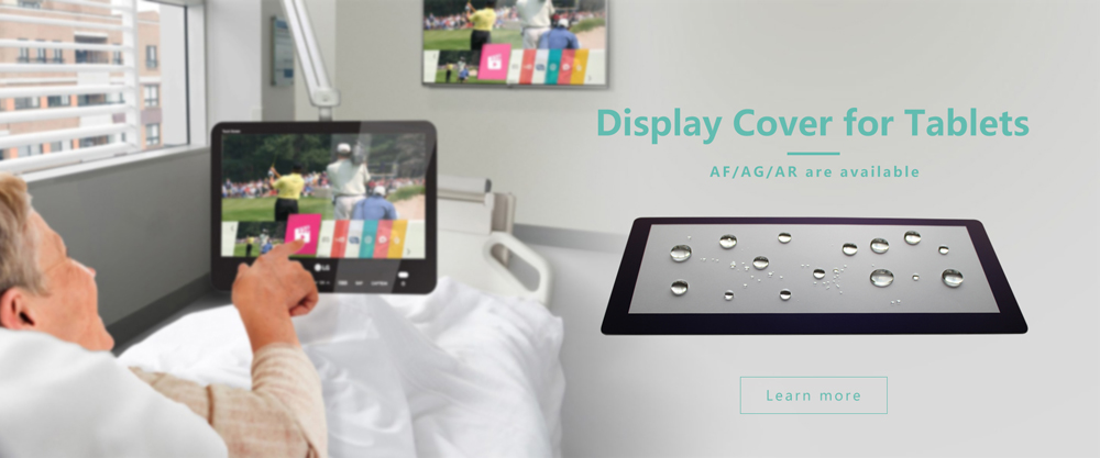Display Cover Glass for Tablets-Banner