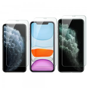 Antibacterial Iphone Tempered Glass