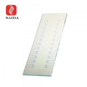 Customized 2.2mm 15ohm 200ű50ŠPatterned ITO Glass for Lab