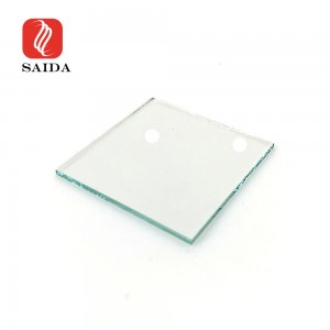 Best Seller 25/25/1.1mm 10ohm/sq Clear ITO Conductive Glass for Lab. Testing