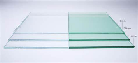 Float Glass VS Low Iron Glass