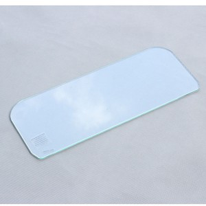 OEM 4mm Ultra Clear Tempered Glass Shelf Glass Top Quality Tempered Glass Shelf Safety Glass