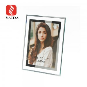 2mm Clear Photo Frame Glass Cut to Size Perfect Grinding Edge 1.8mm 2mm Clear Glass Sheet