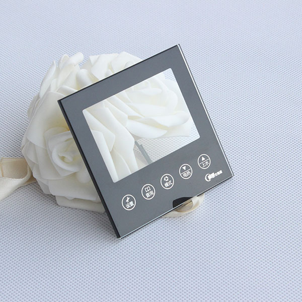 crystal glass panel for touch control switch (1)