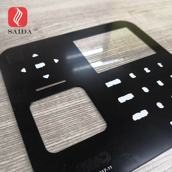 Factory source Accurate Kitchen Scale - High reputation China Tinted Colored Building 2 mm Tempered Laminated Glass with price per square meter – Saida
