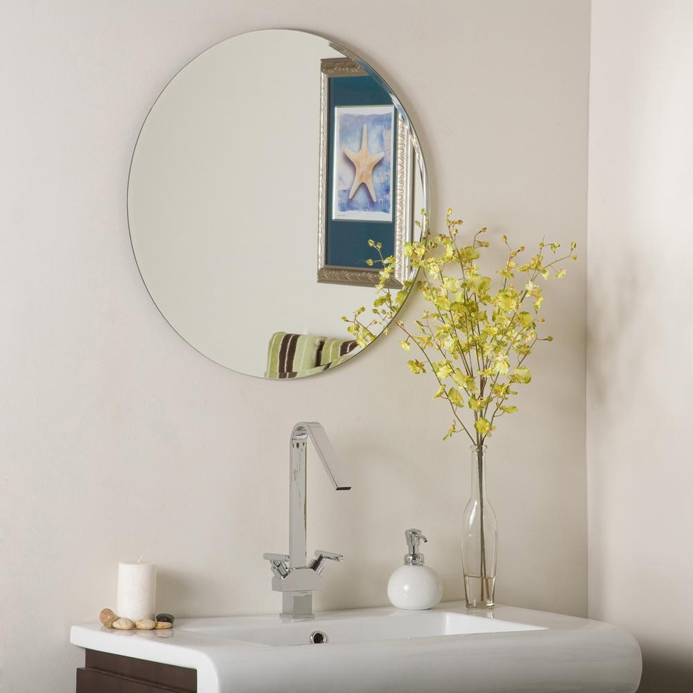 frameless-round-beveled-mirror